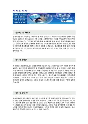 일반사무 자기소개서(KT)_경력 상세 미리보기 1페이지