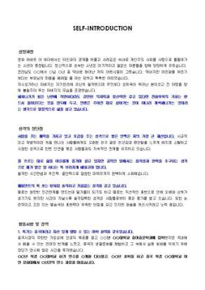 무역 자기소개서(중국)_경력 상세 미리보기 1페이지